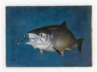FISH OF PREY', ZHANG XIEXIONG (BORN 1977), DATED 2005