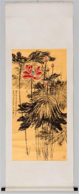 AFTER ZHANG DAQIAN (1899-1983)