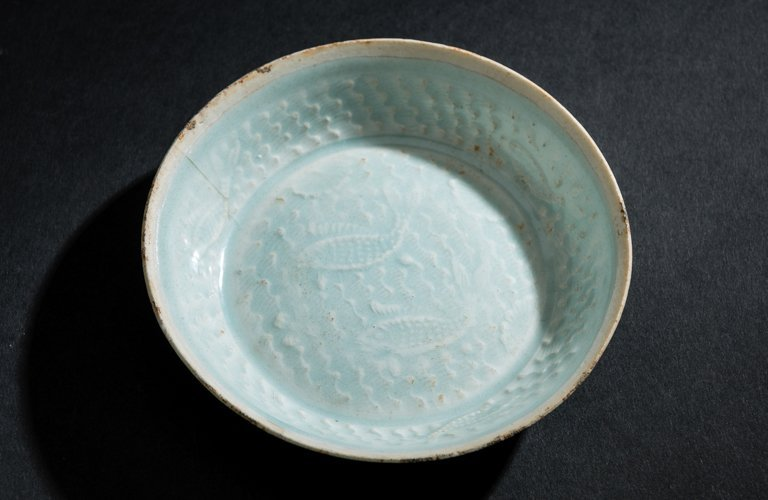 SMALL BOWL WITH FISH - 2