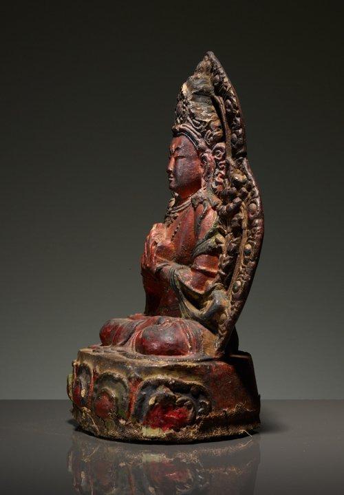 THE BODHISATTVA MANJUSHRI - 4