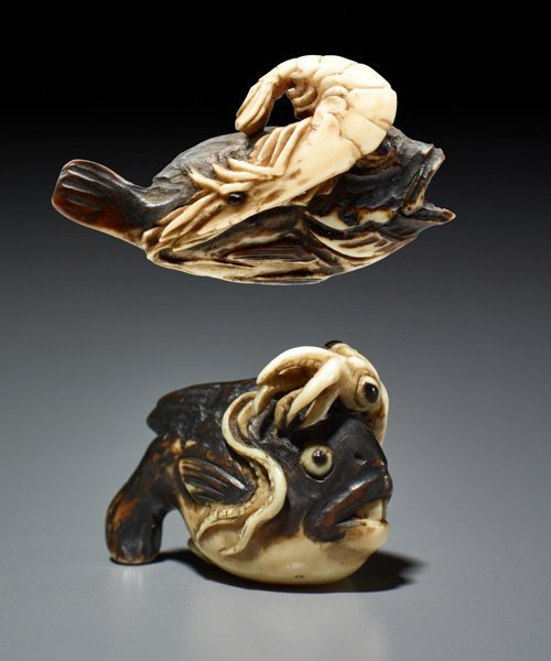 SESSAI: FAMOUS FUGU AND SQUID