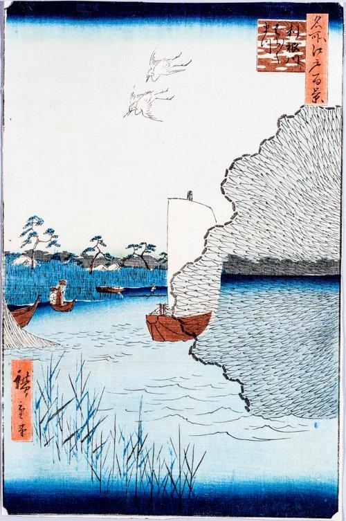UTAGAWA HIROSHIGE 歌川広重