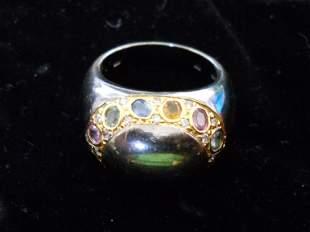 14K Gold Ladies Ring