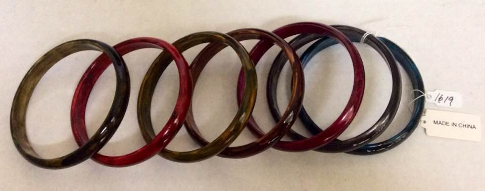 Joan Rivers 7 Piece Multicolor Bracelet Set