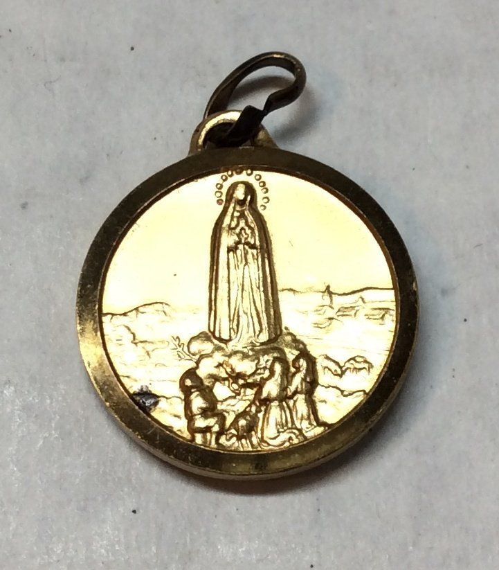 Damiano Colombo RELIC Medallion - Made in Italy