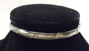 Joan Rivers Silver Tone Stretch Bracelet