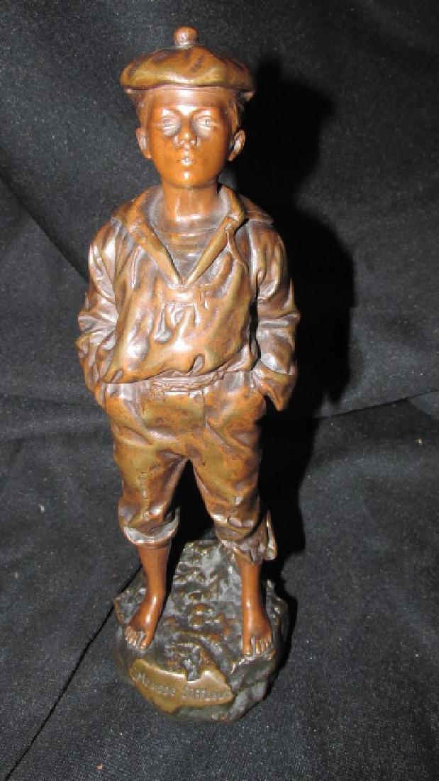 Vaclav Szczebewski Bronze Mousse Siffleurt