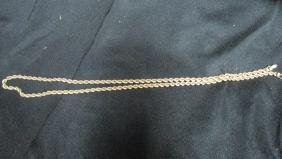 14K YG Heavy Rope Chain