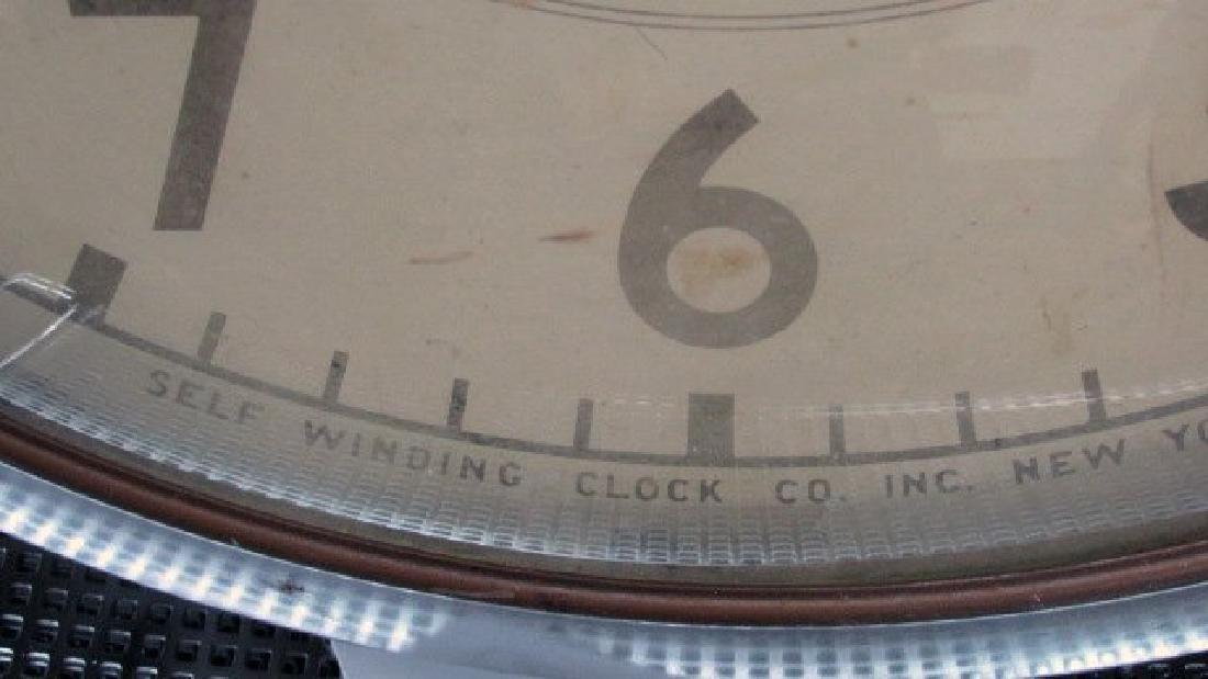 Western Union Wall Clock - 3
