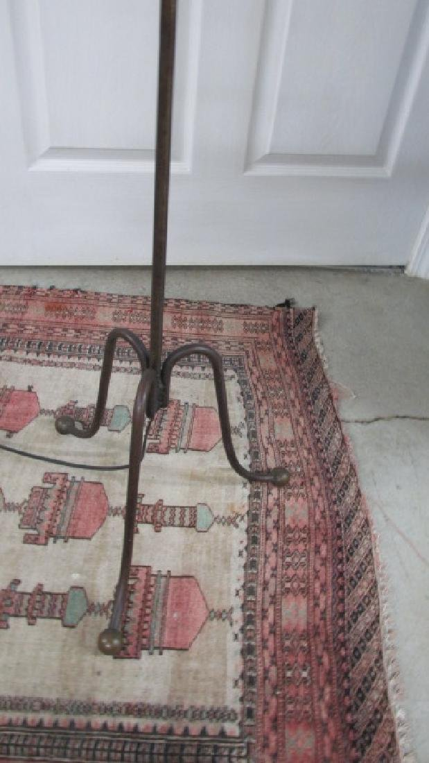 Antique Retro Brass Floor Lamp