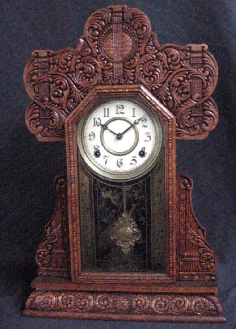 The Song? Belknap Louisville Oak Kitchen Clock