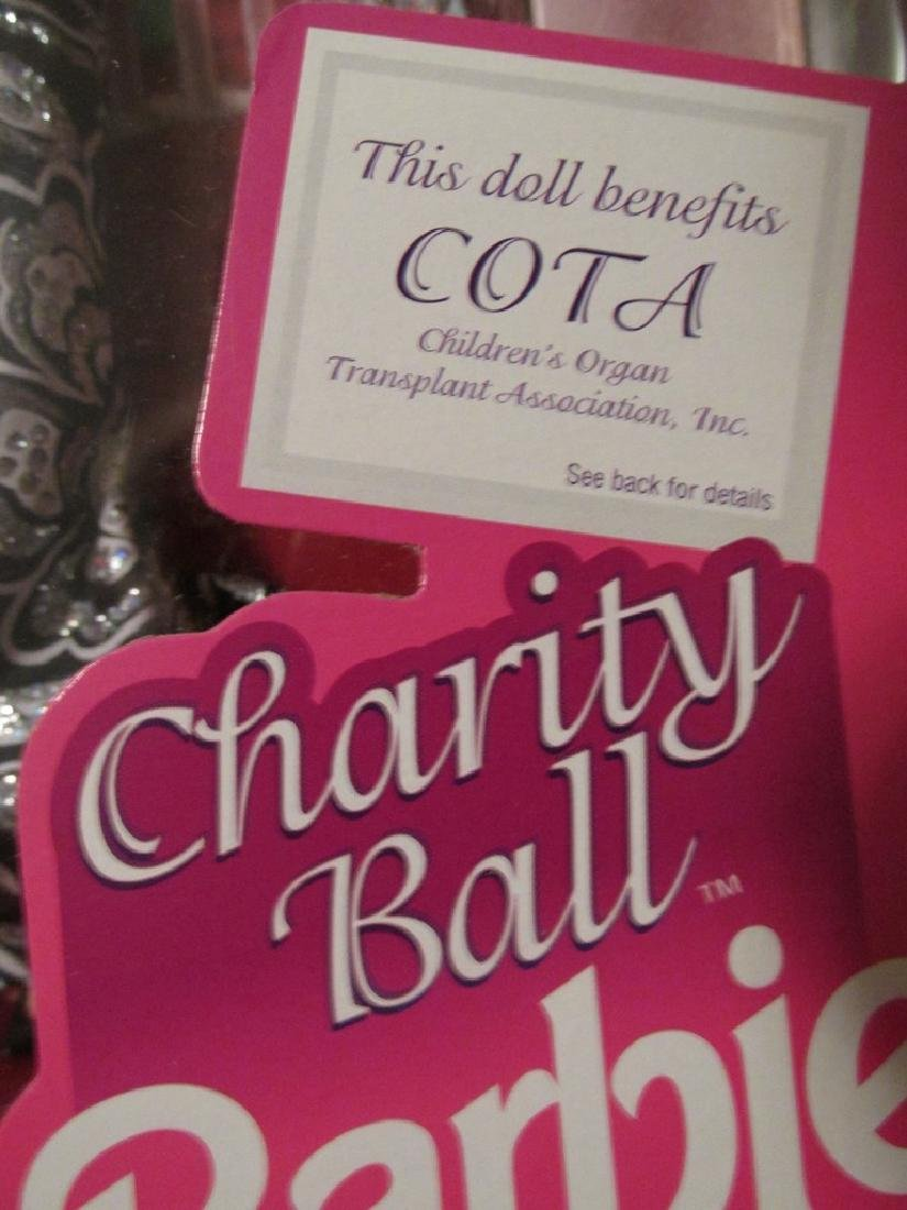 Charity Ball = Black and silver ball gown, silver - 6