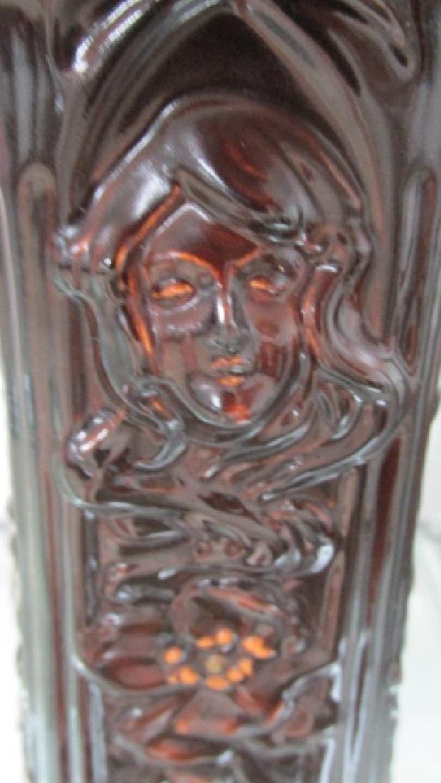 Art Nouveau Weller Vase - 3