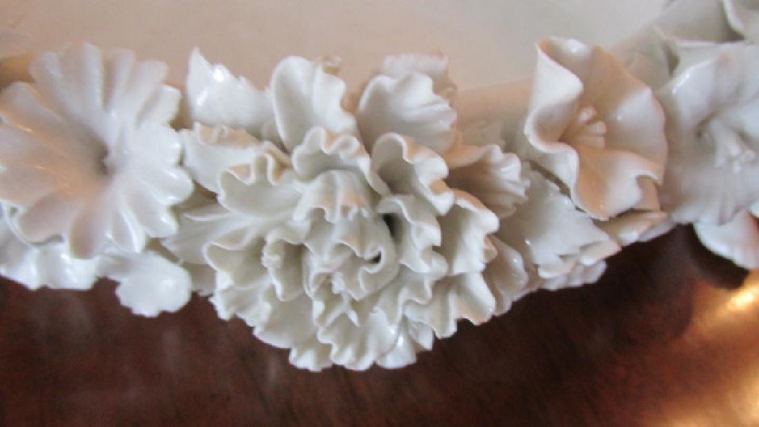 Porcelain Center w/Classical Figures