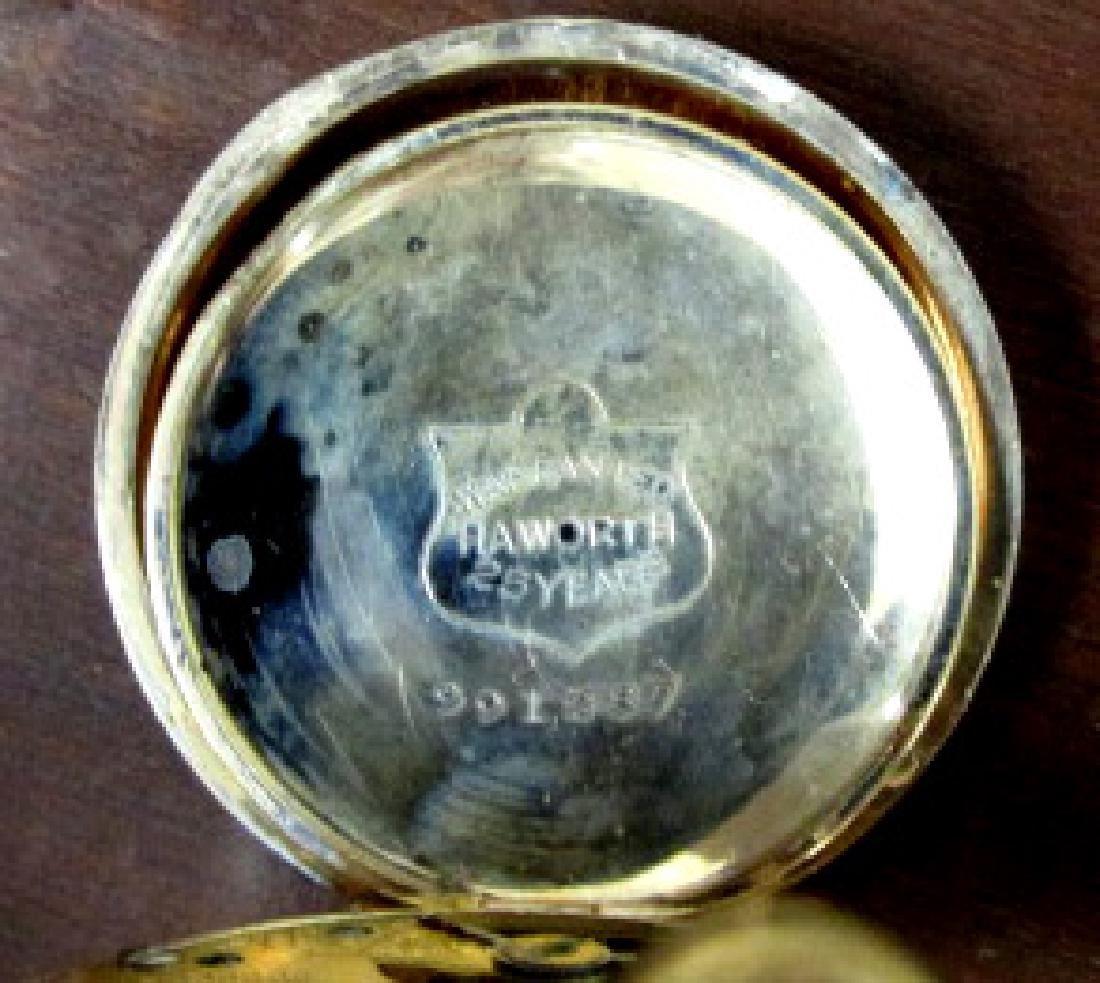 Waltham Hunting Case Pocket Watch - 5