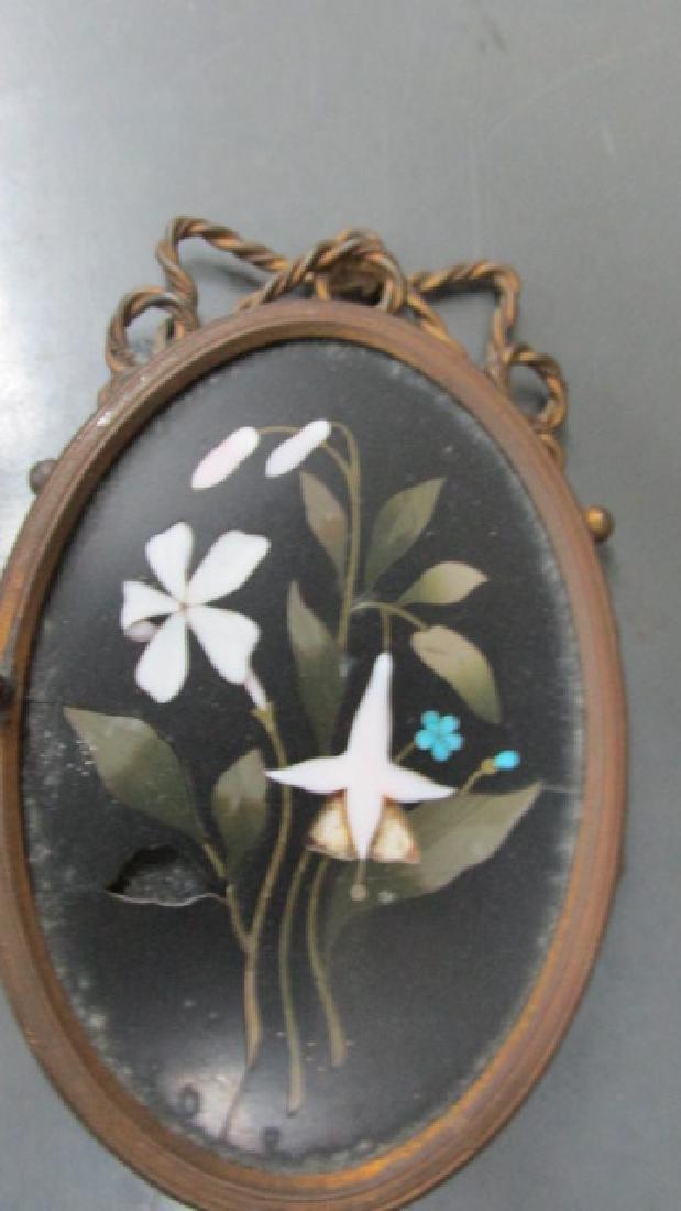 Italian Floral Mosaic Ca. 1900