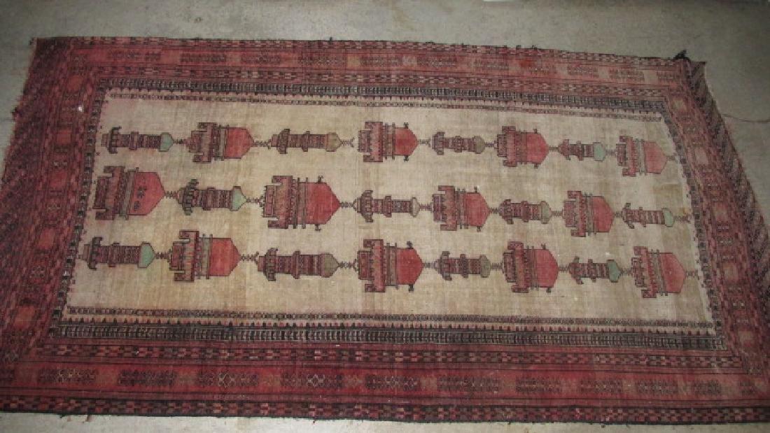 Semi-Antique Oriental Rug