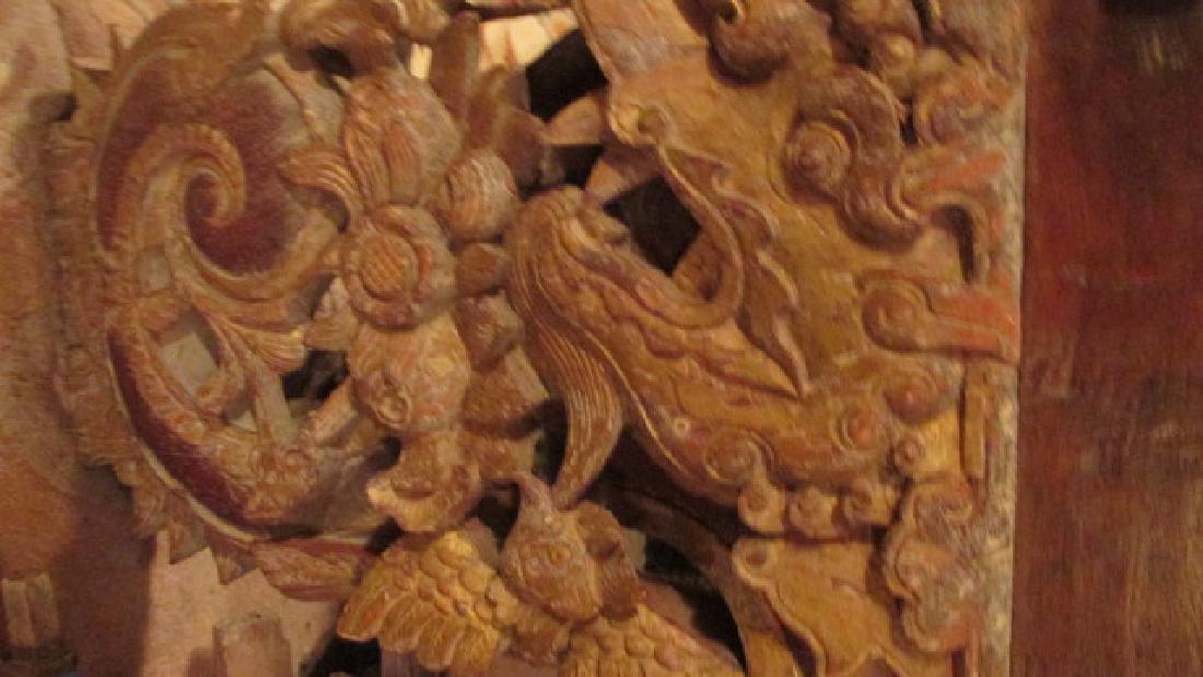 Oriental Opium Bed