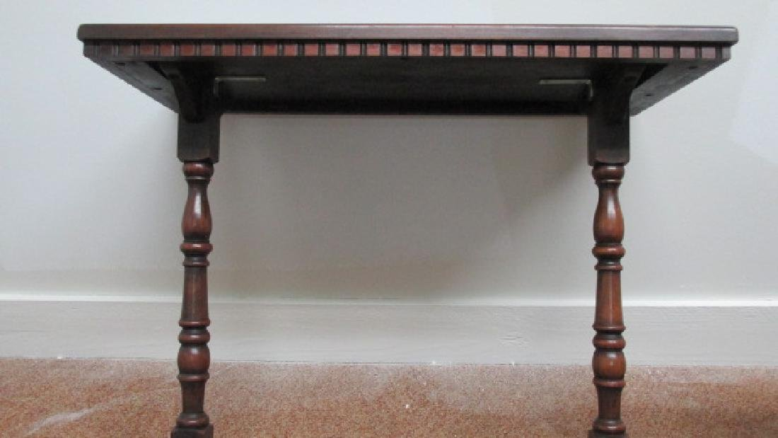 Pr. Mahogany End Tables