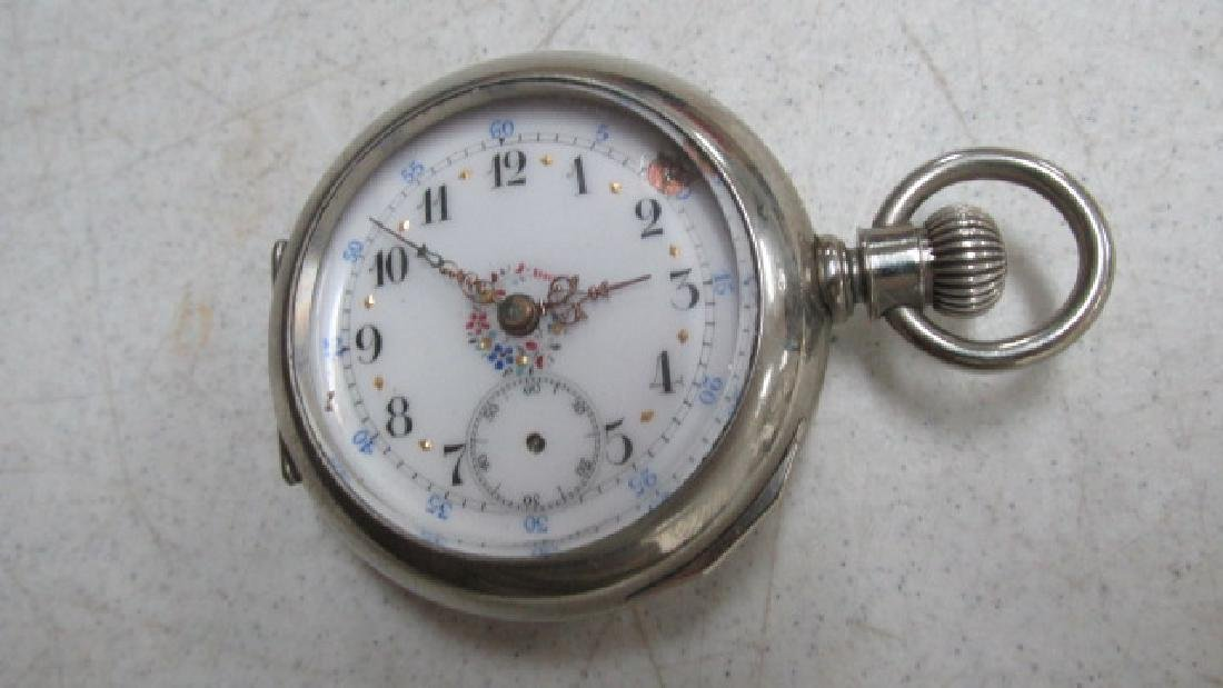 Rockford Open Face Pocket Watch