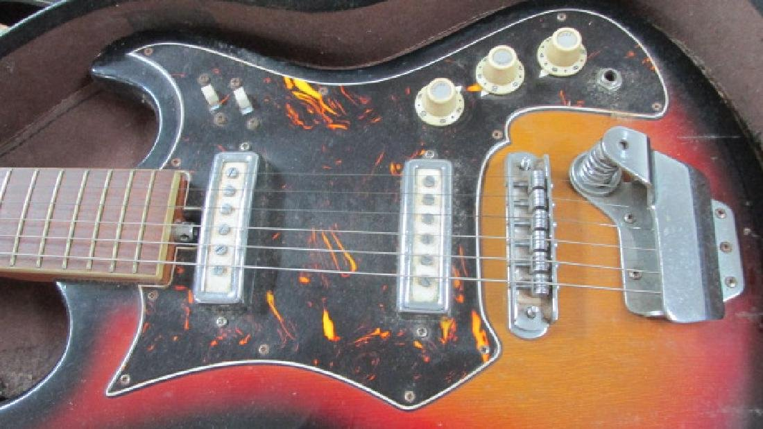1970s  Electric Guitar
