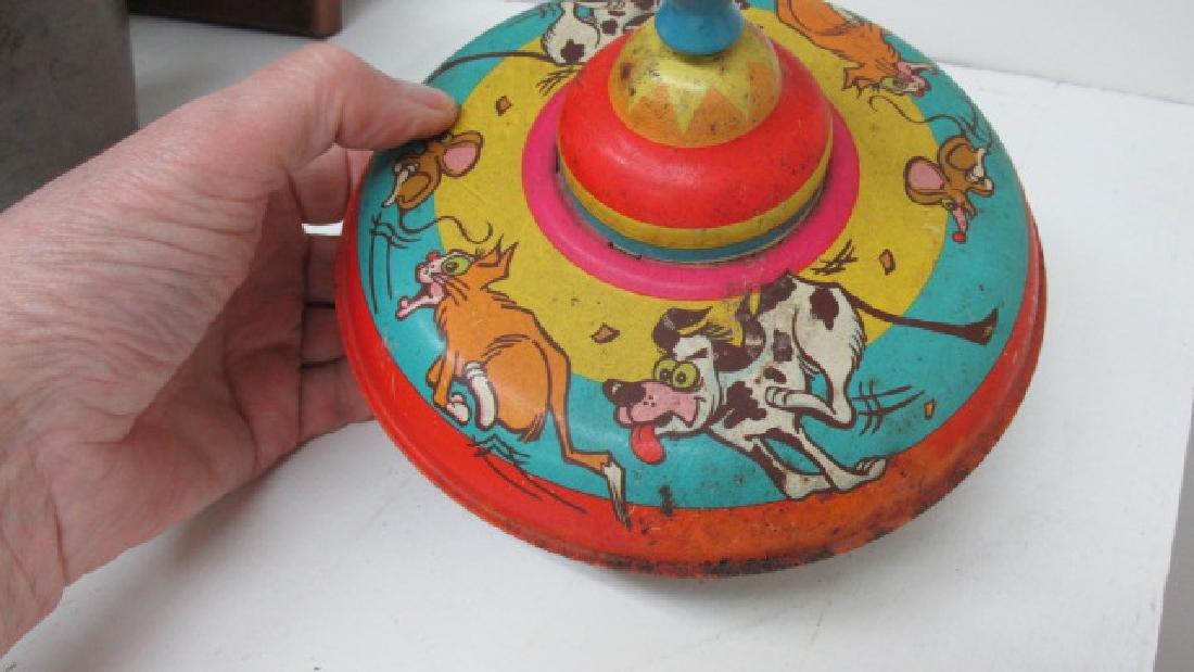 Tin Ohio Art Toy Top