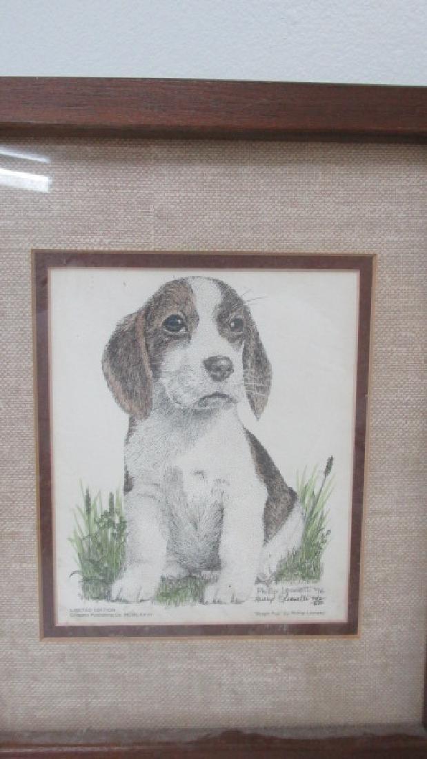 Beagle Pup Phillip Lionetti Print