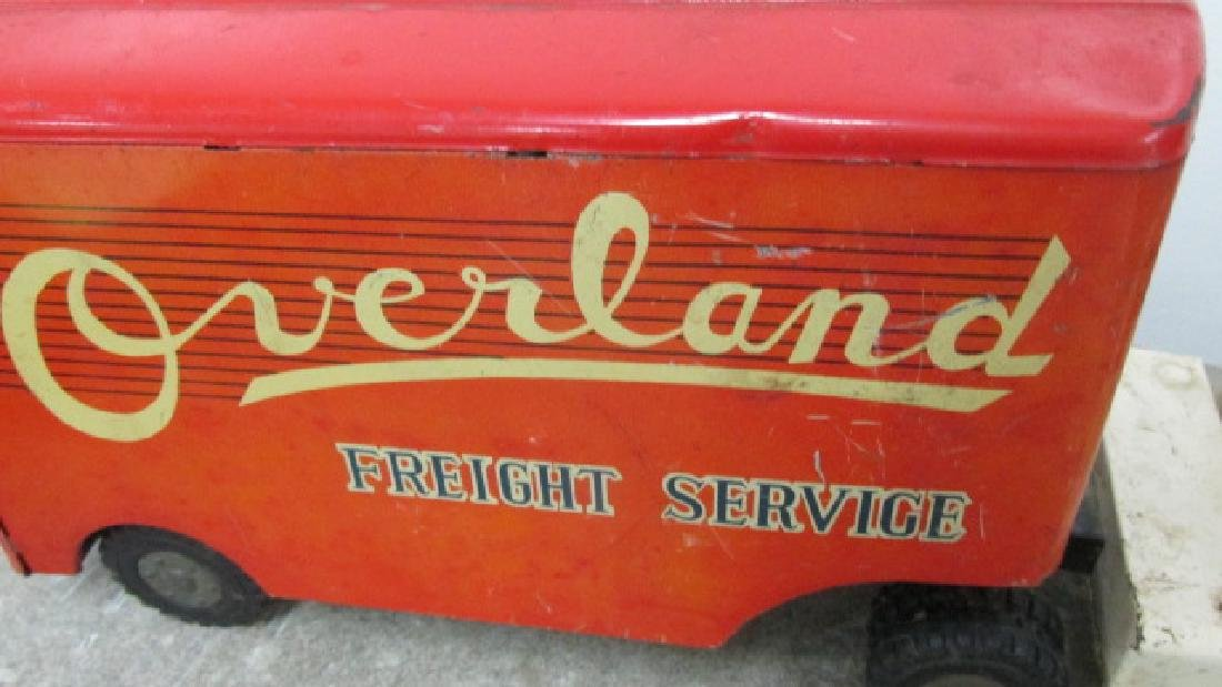 Overland Freight Service - 2