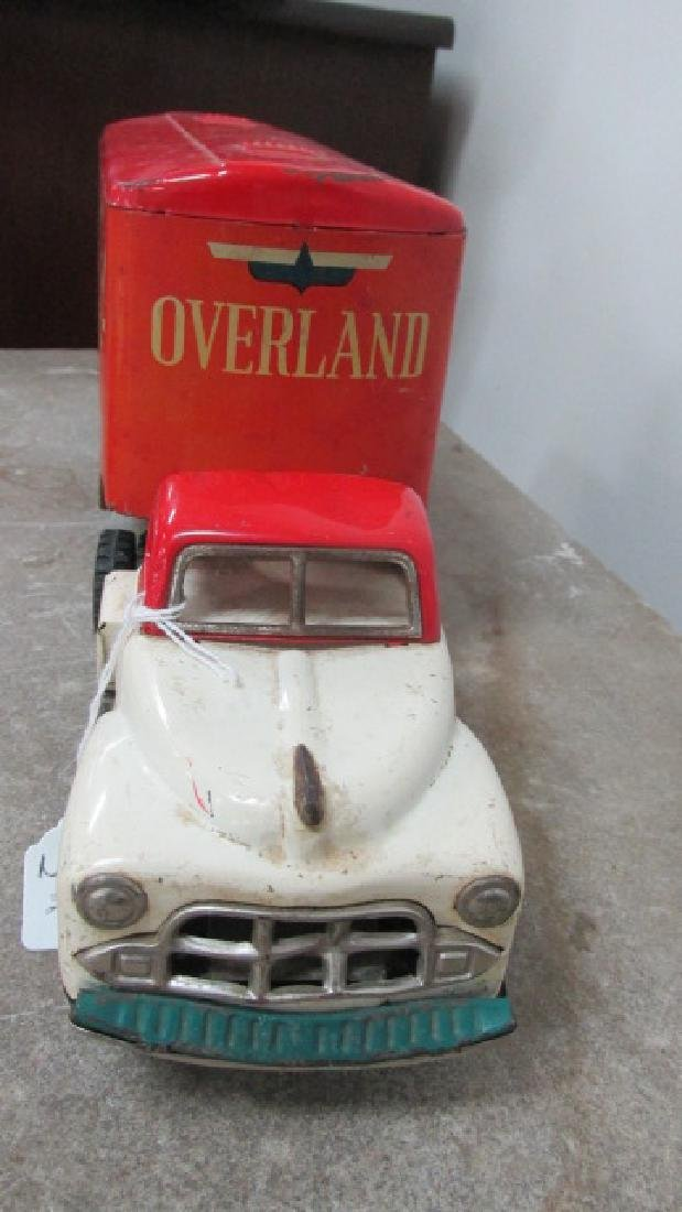 Overland Freight Service - 4