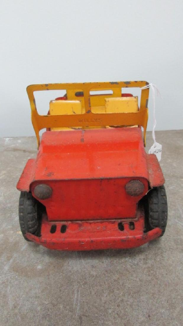 Willys Lumar Jeep Toy - 3