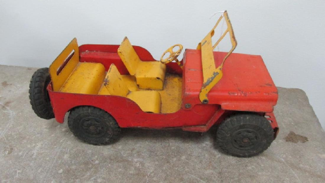 Willys Lumar Jeep Toy - 4