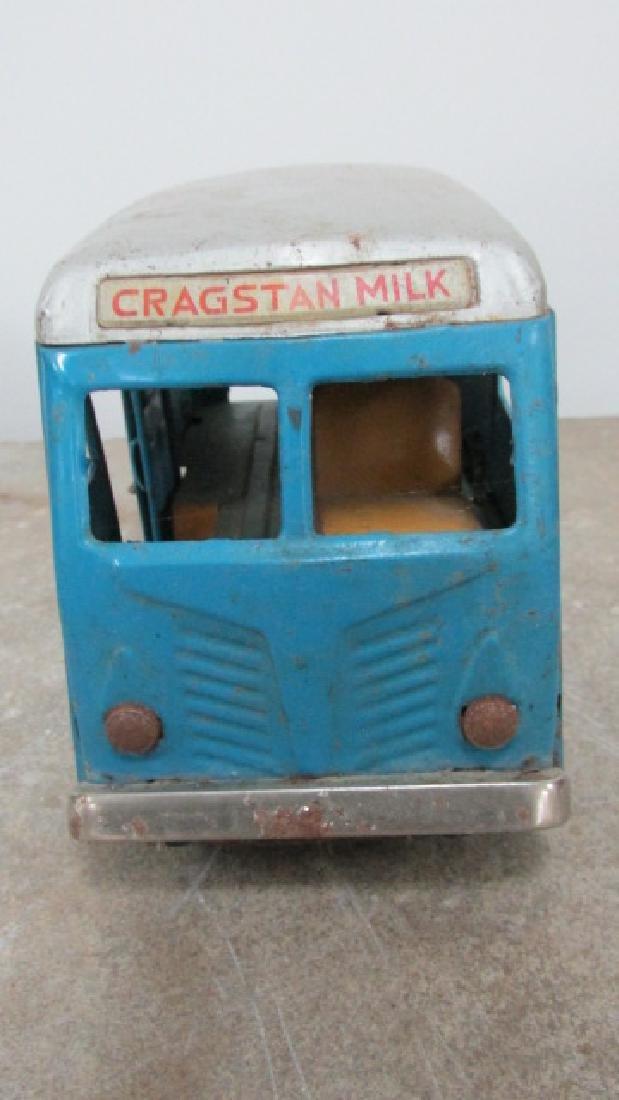 Cragstan Milk Delivery Toy Truck - 2