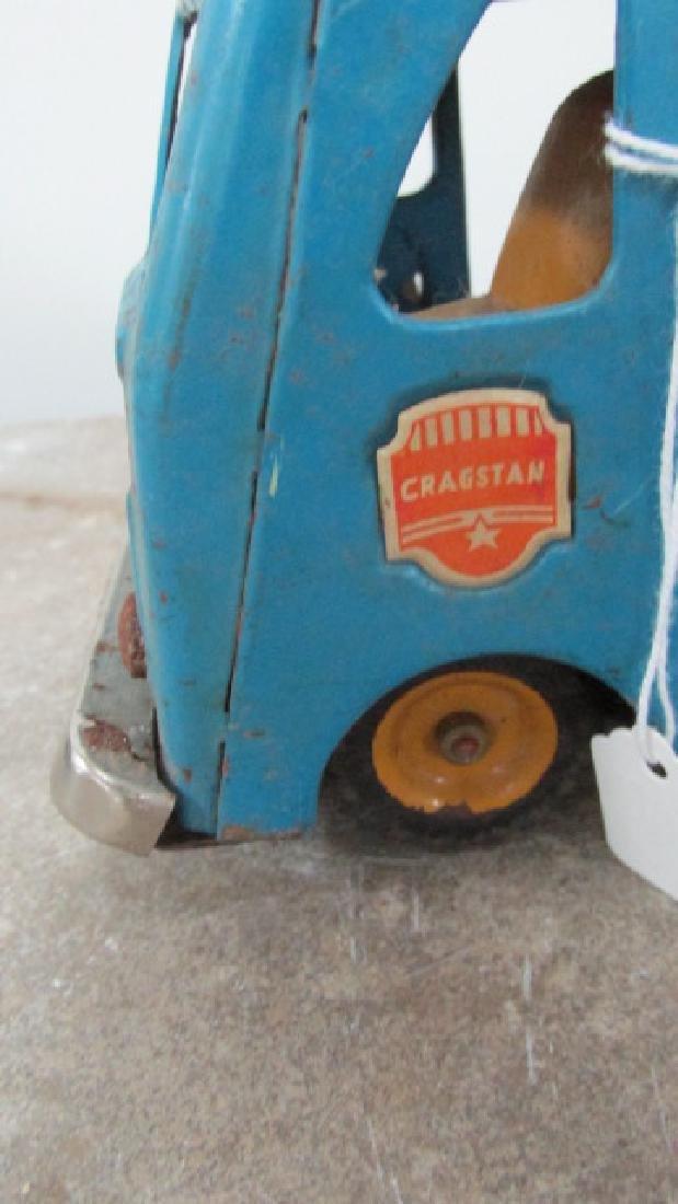 Cragstan Milk Delivery Toy Truck - 3