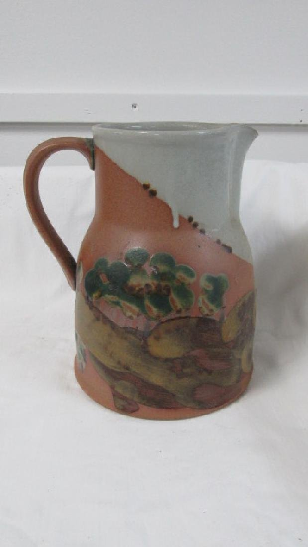 Iron Mountain Tn. Pottery Pitcher