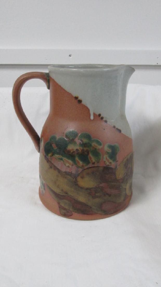 Iron Mountain Tn. Pottery Pitcher