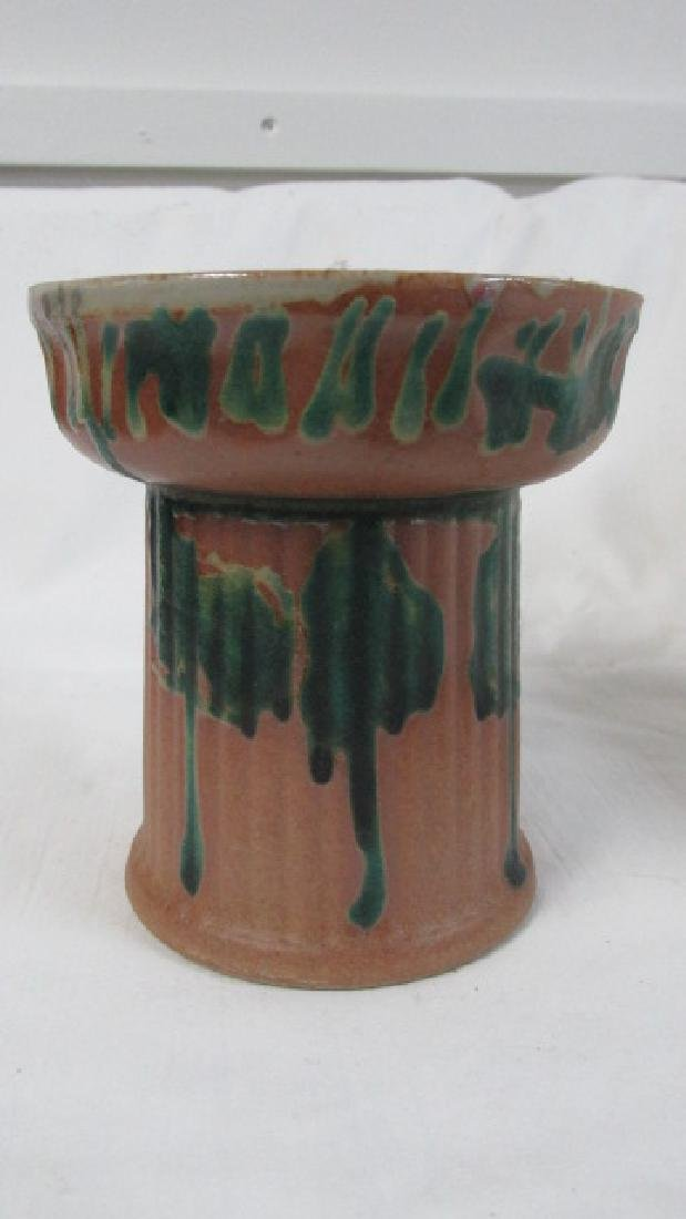 Iron Mountain Tn Pottery Candle Holder