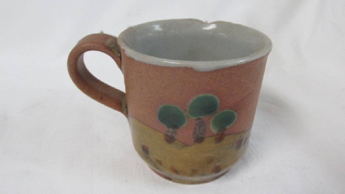 Iron Mountain Tn Pottery Cup
