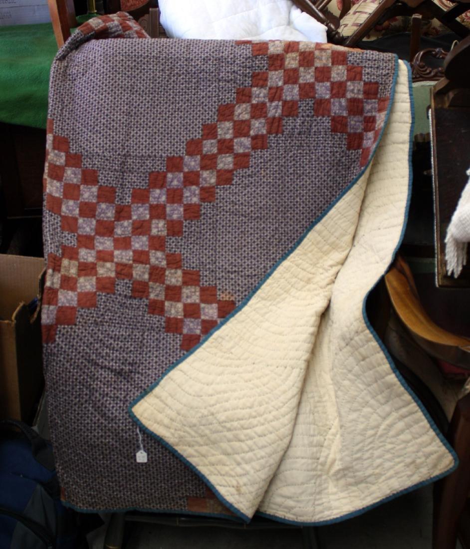 Hancock County Tenn. Cotton Quilt