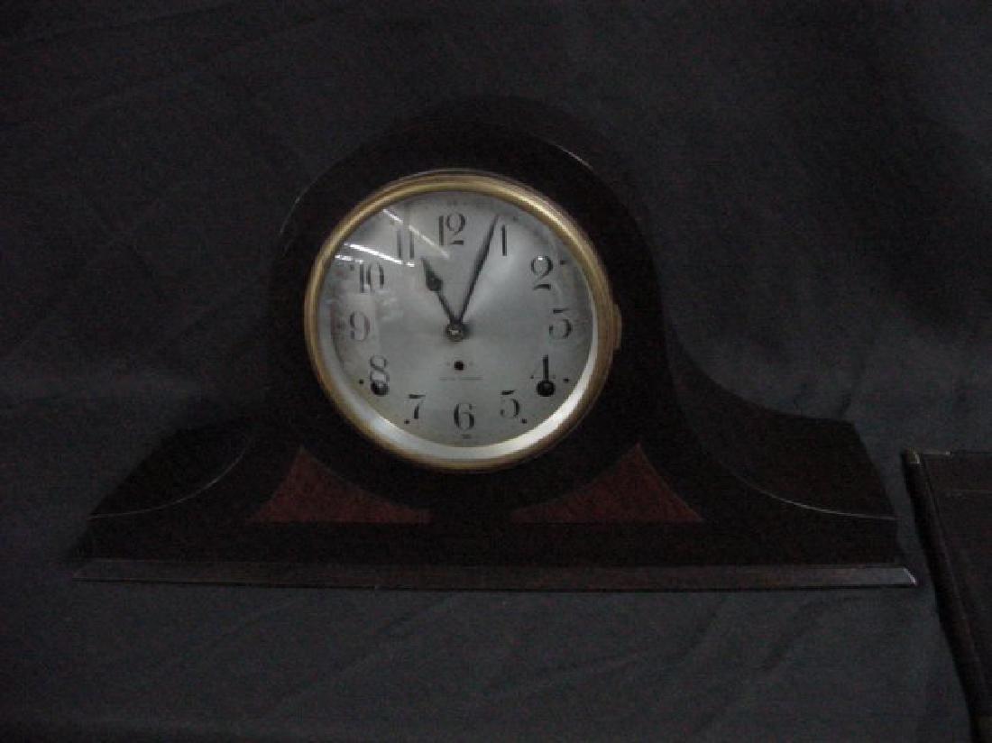 Seth Thomas Chimes Camel Back Mantle Clock