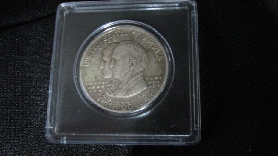 1919 Alabama Centennial Silver Half Dollar