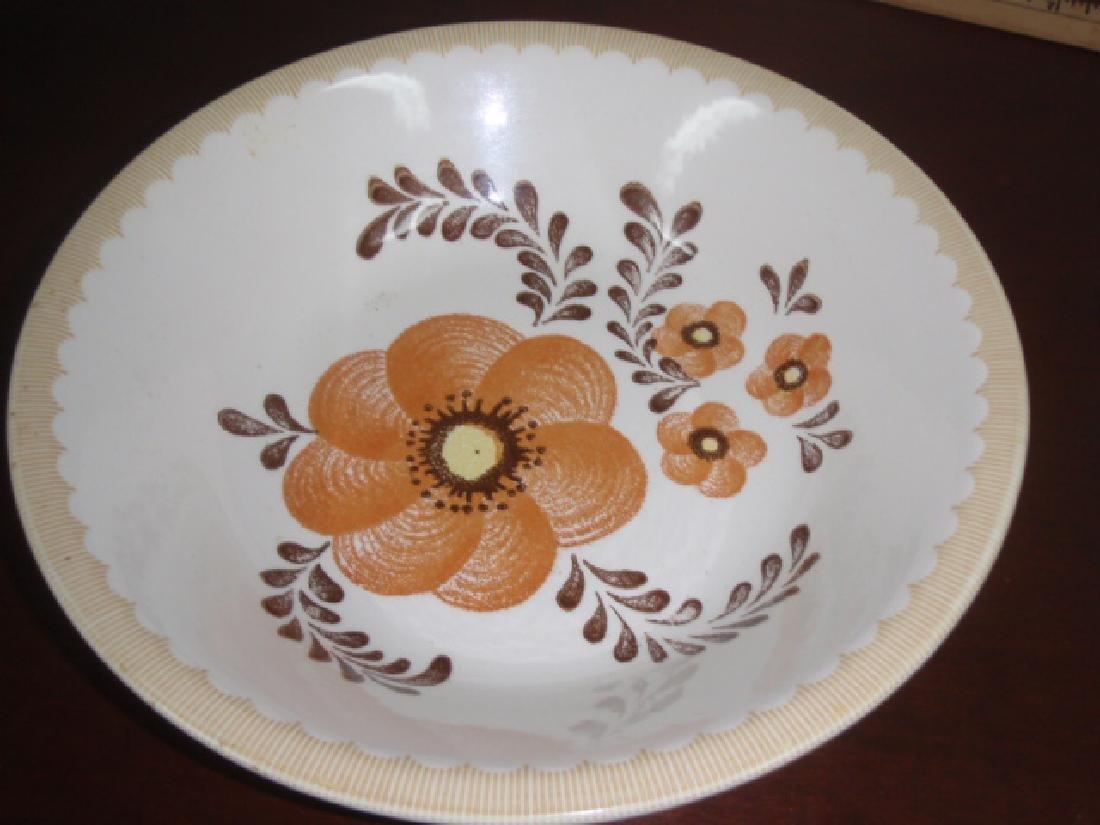 Royal China Jeannette Pottery Bowl