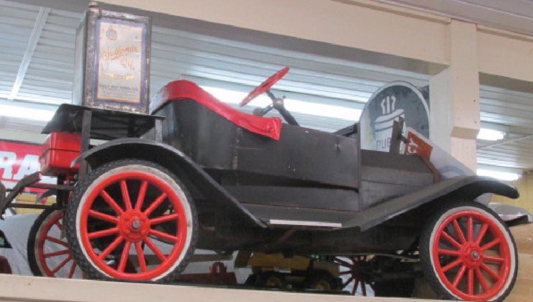 Model T Tin Lizzie Car