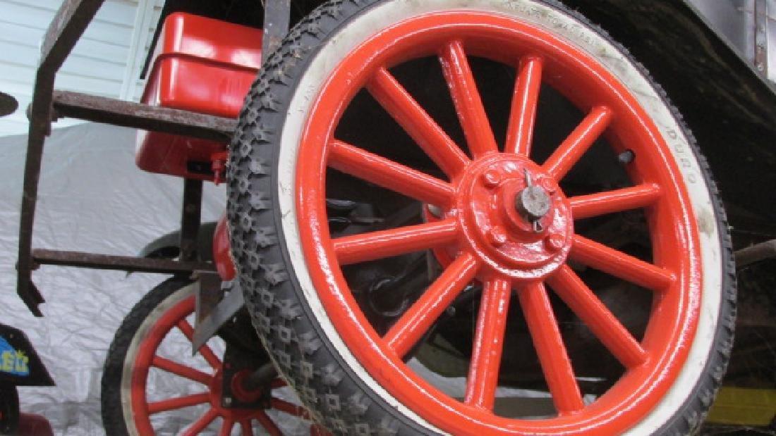 Model T Tin Lizzie Car - 2