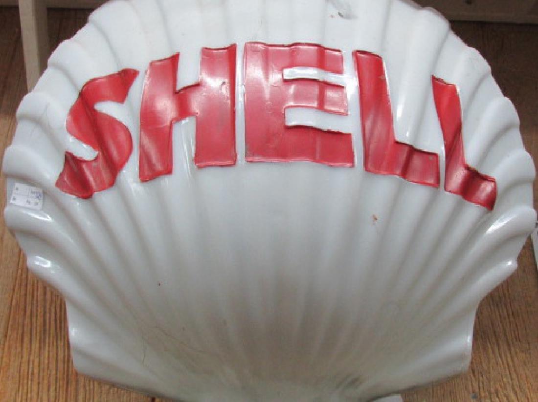 Shell Gas Globe