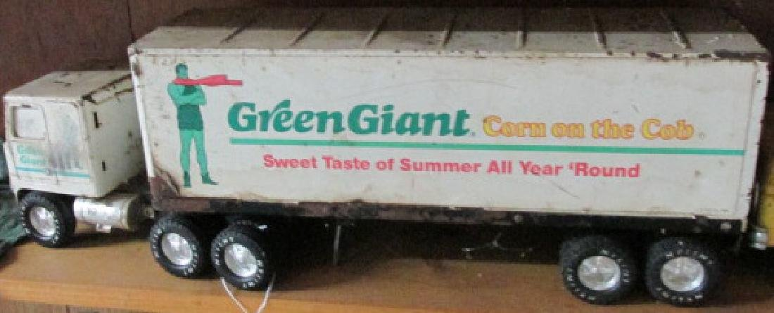 Green Giant Corn on Cob Semi Truck