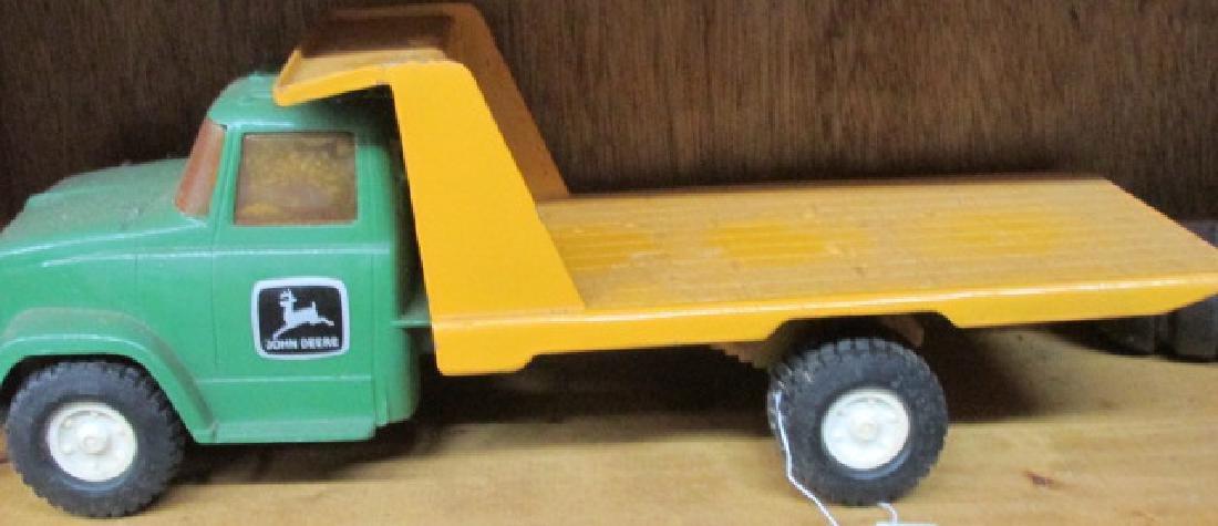 John Deere Tilt Bed Truck