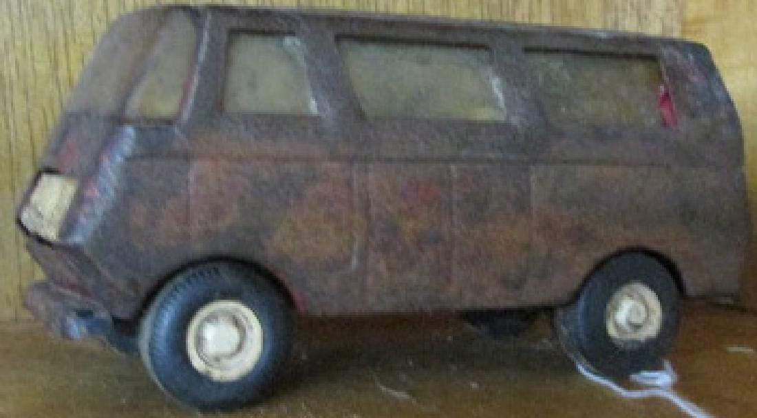 Tonka VW Van