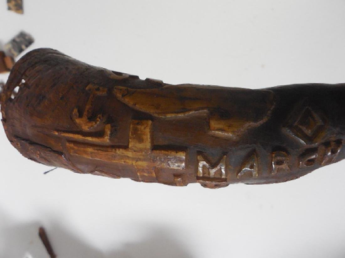 African American Powder Horn Tennessee