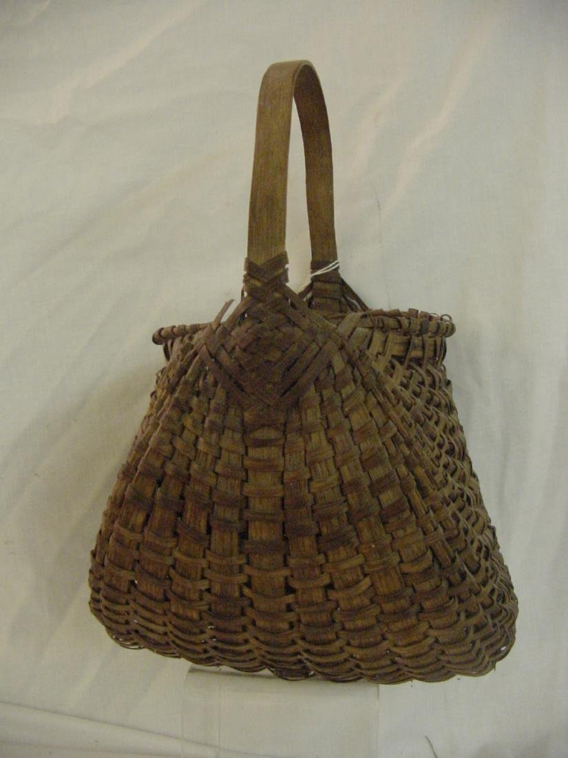 East Tenn. Egg Basket Hand Woven Splits