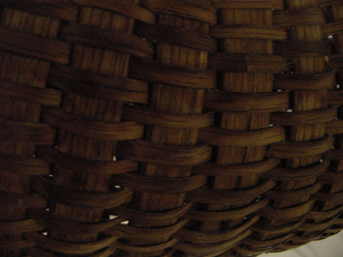 East Tenn. Egg Basket Hand Woven Splits - 3